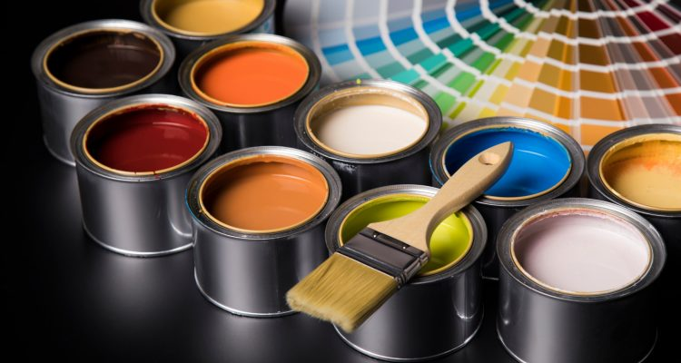 oil based paint selection